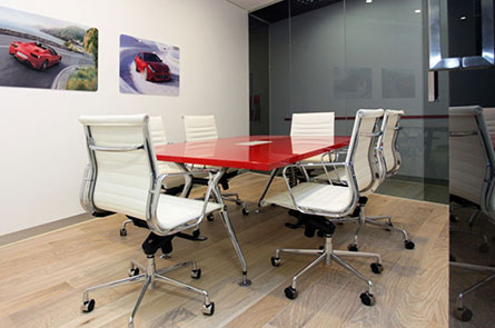 Ferrari Office Furniture fitout