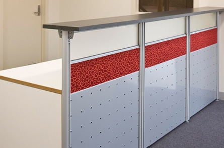 Messenger Post Project Office Furniture Fitout