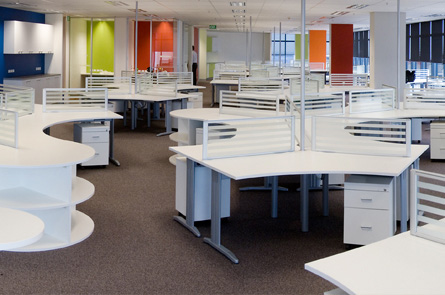 Satyam Project Office Furniture Fitout