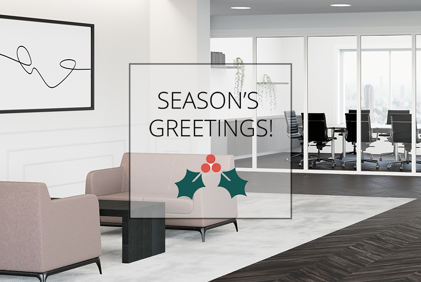 Seasons greetings 2019