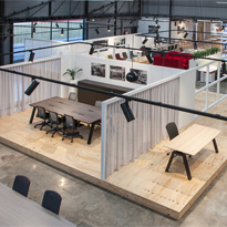 Another Sydney Office Transformed