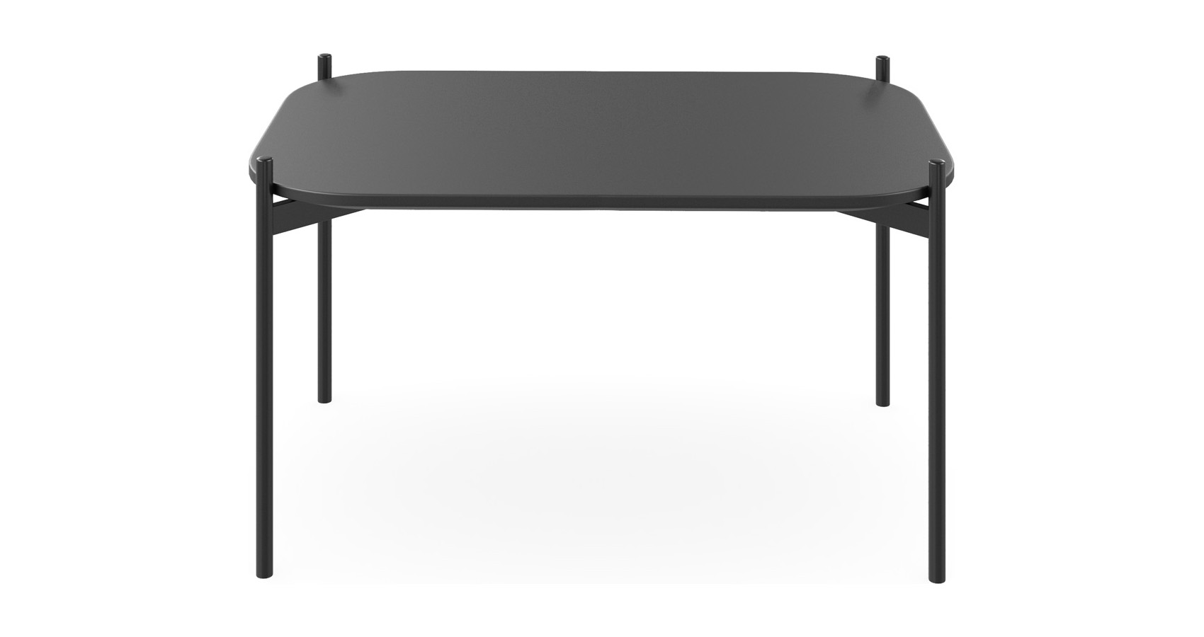 Maya Medium Coffee Table Black