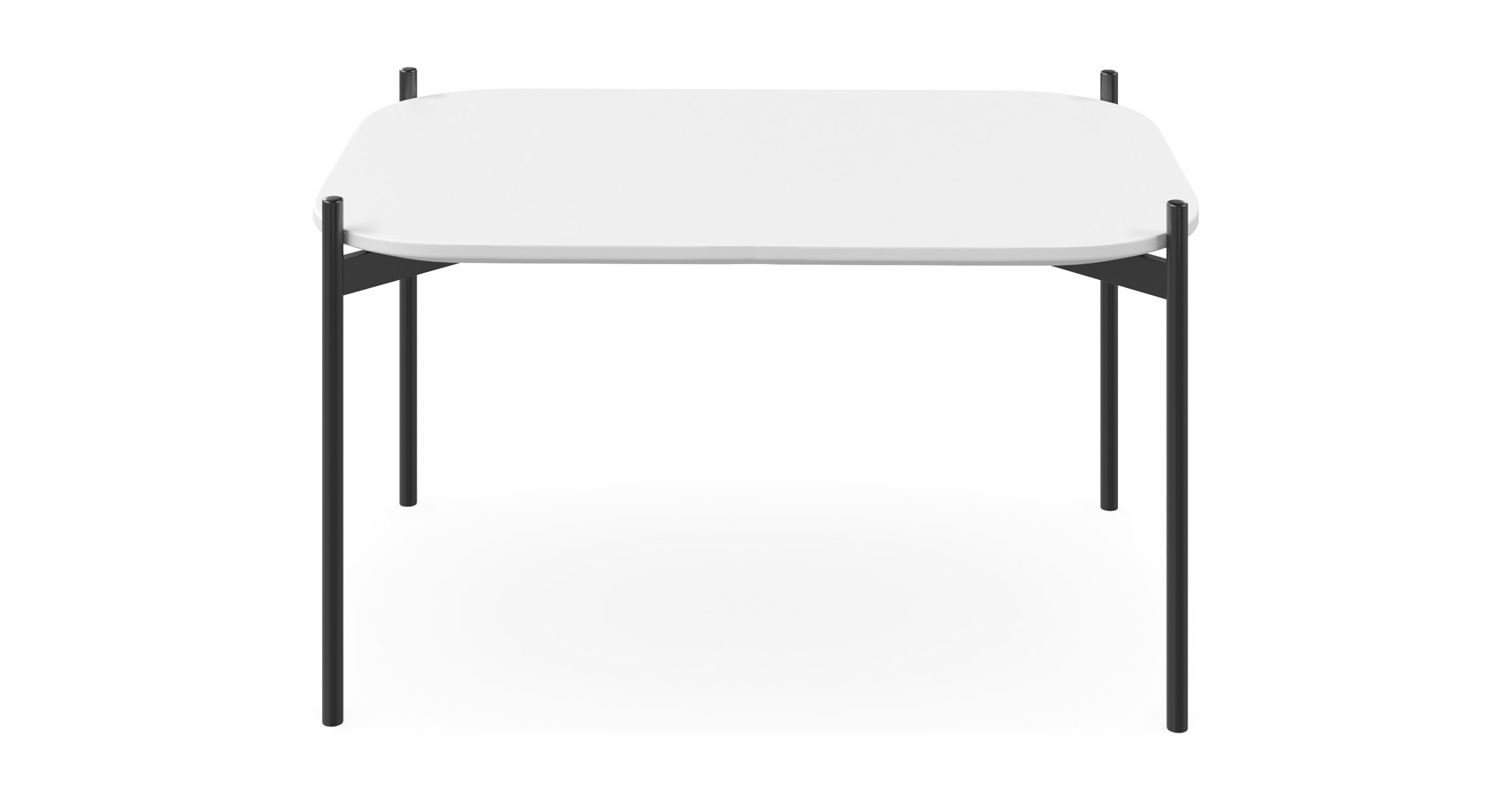 Maya Medium Coffee Table White
