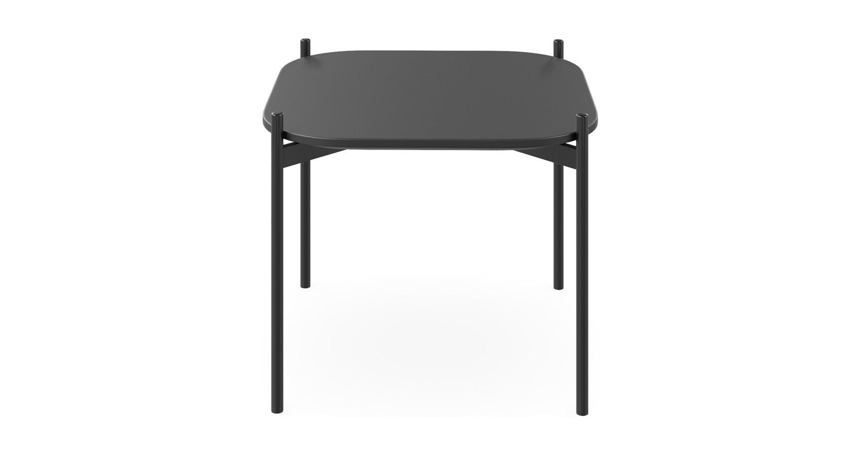 Maya Small Coffee Table Black