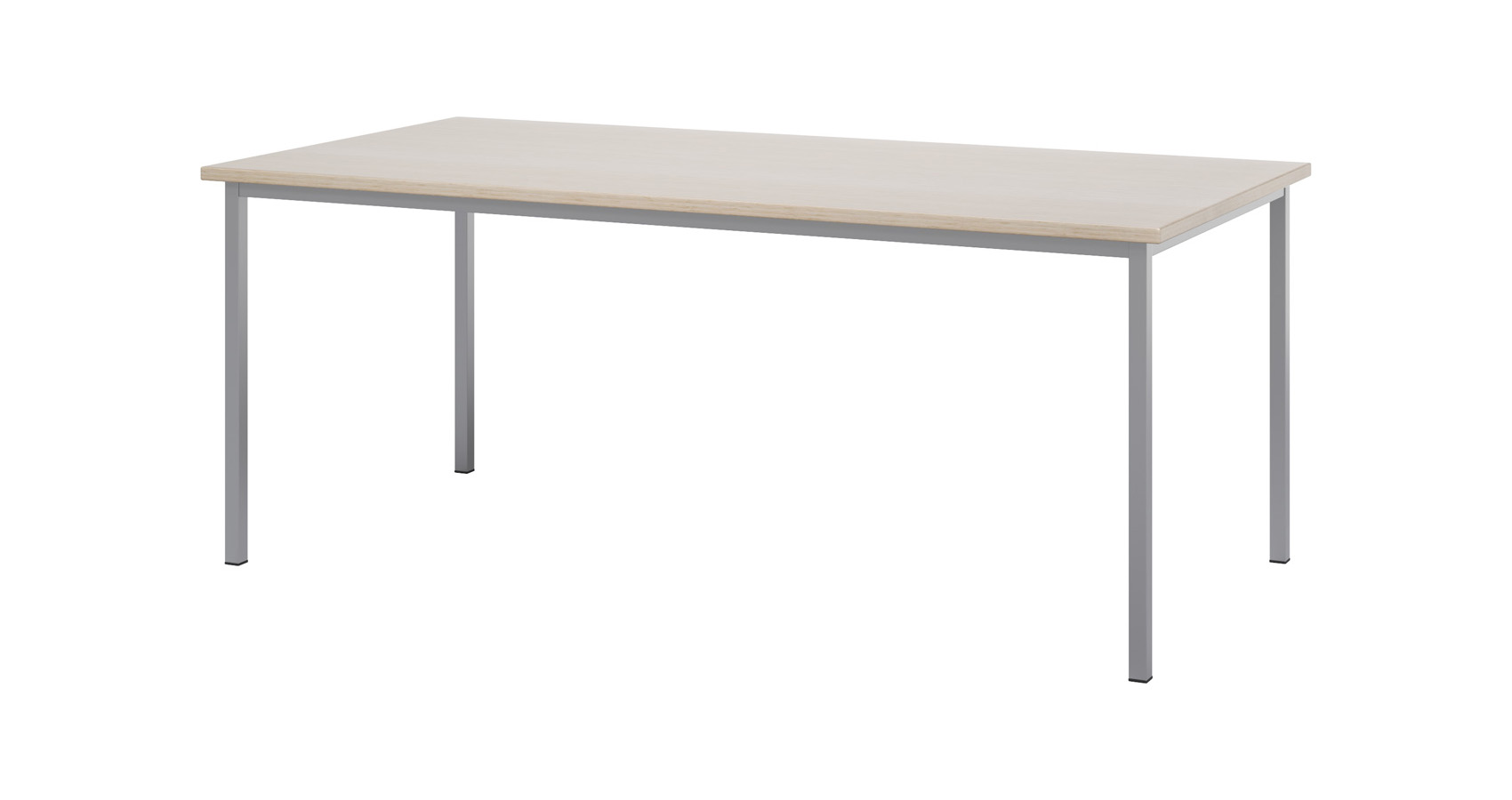 Steel Framed Table ...
