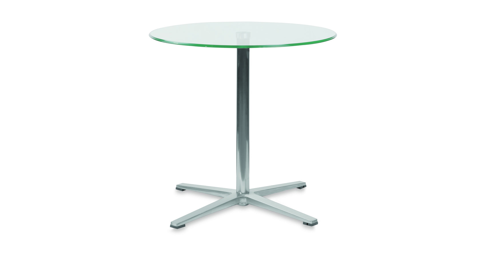 Wiz Round Table Glass Top