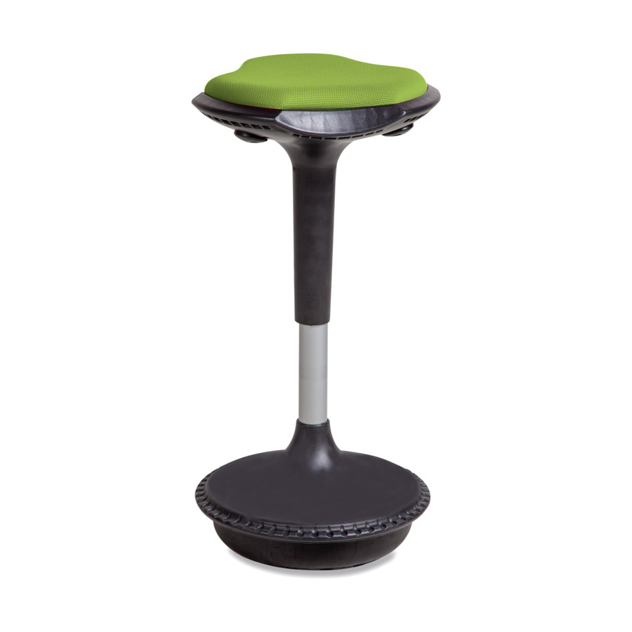 Balance Stool Medium Green