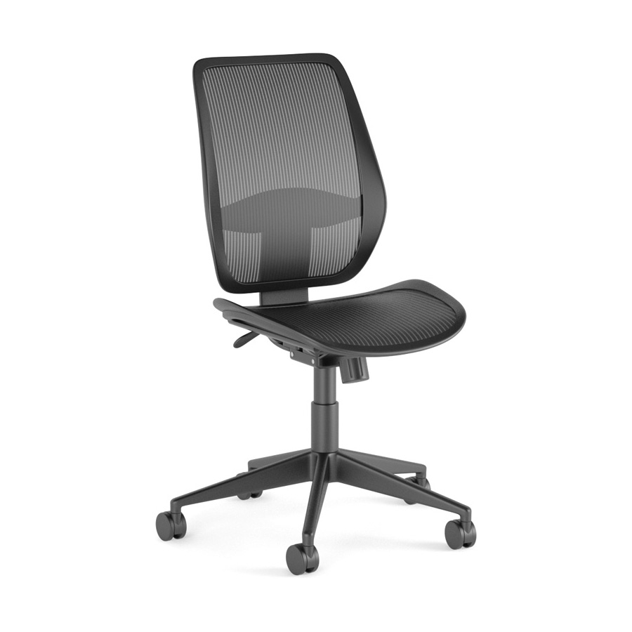 Future Chair Medium Back No Arms FV