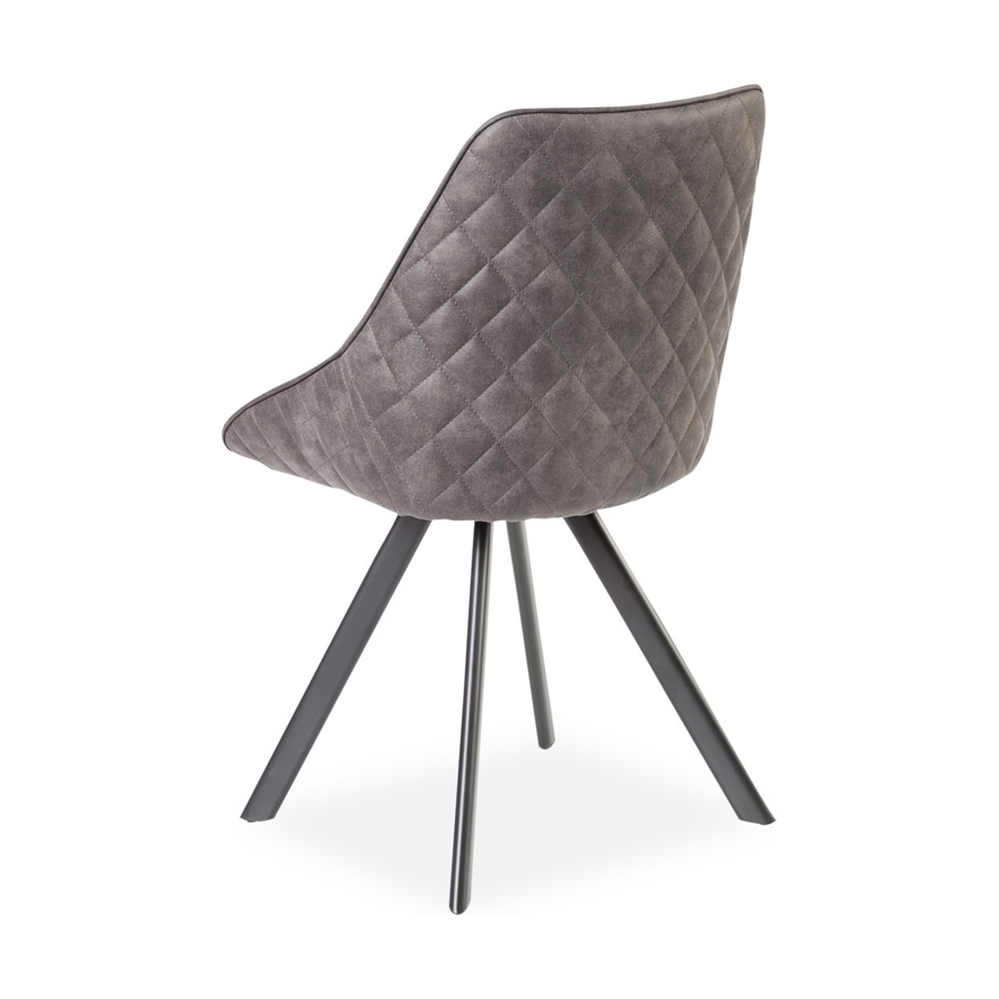 Gin Chair Charcoal BV
