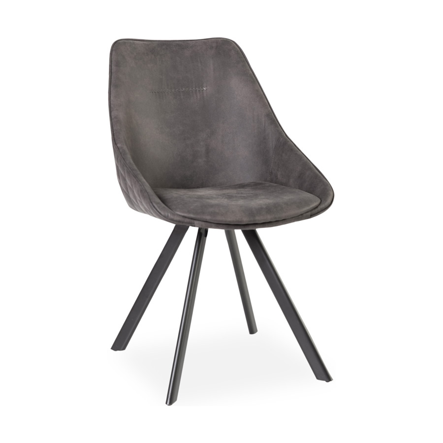 Gin Chair Charcoal FV