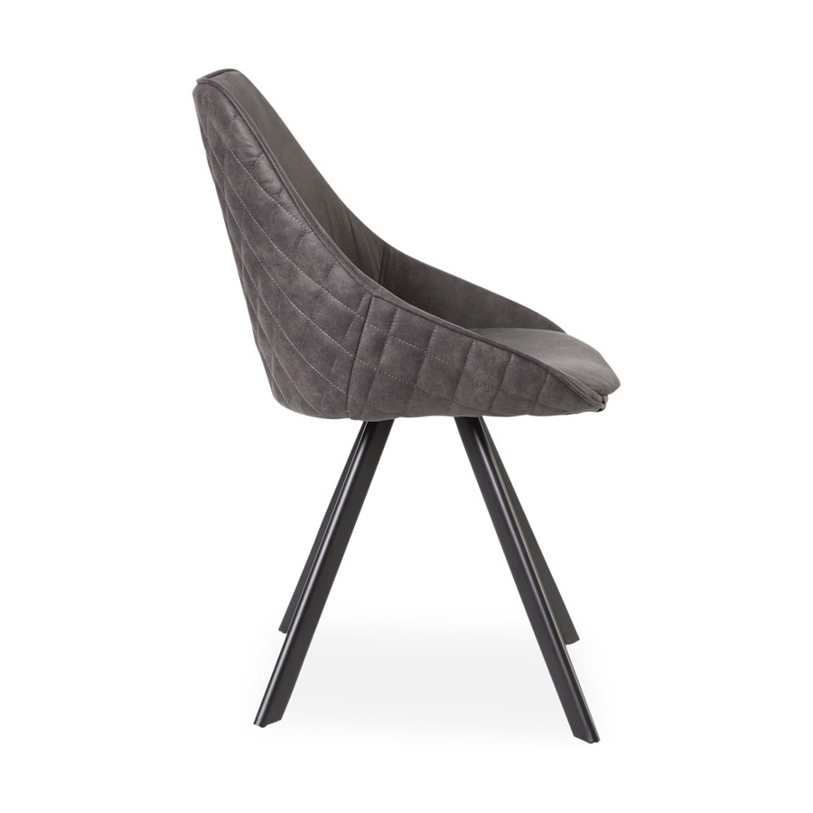 Gin Chair Charcoal SV