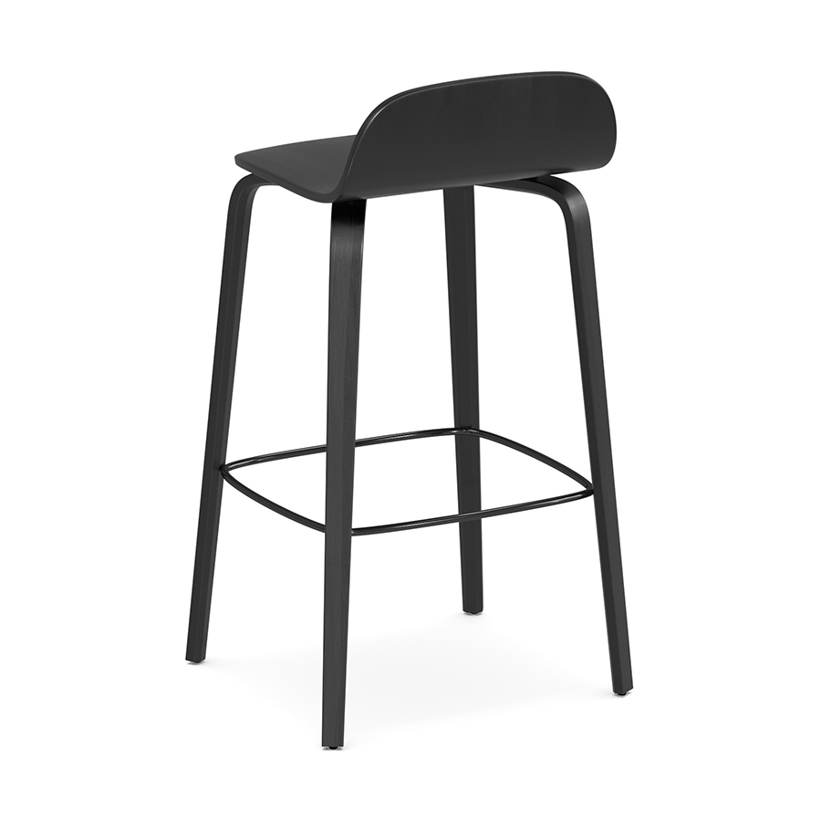 Indi Stool Black BV