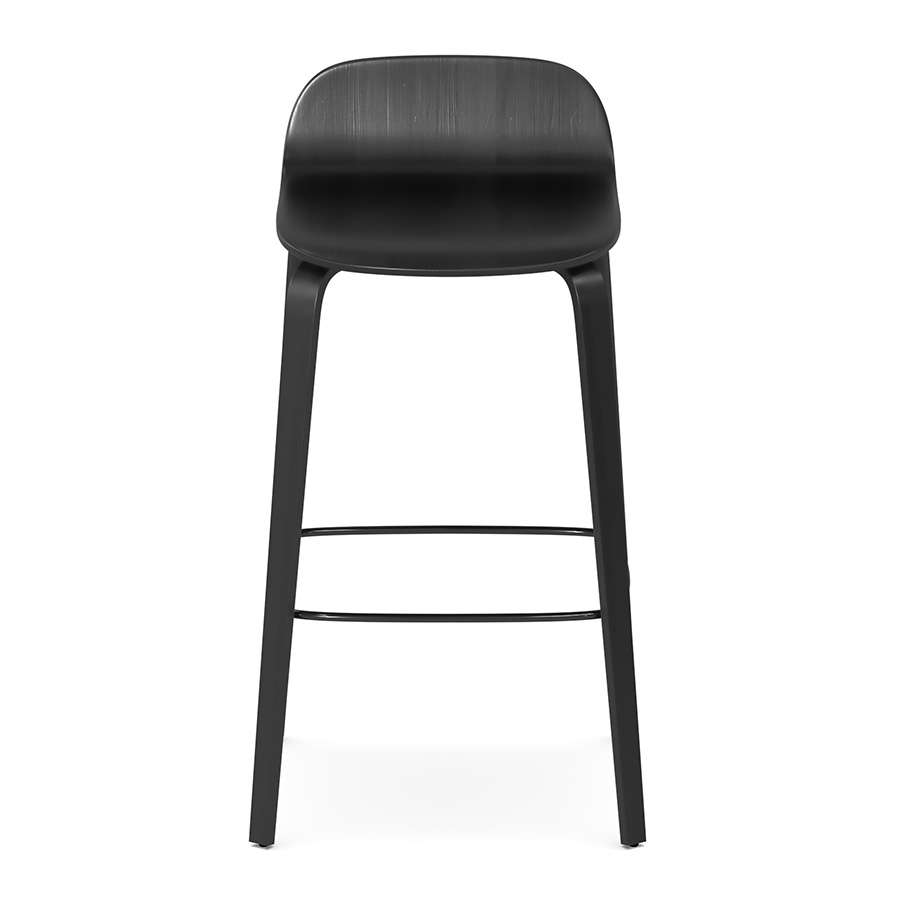 Indi Stool Black DFV
