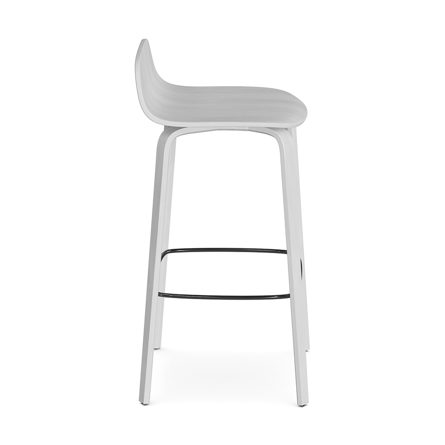 Indi Stool Grey SV