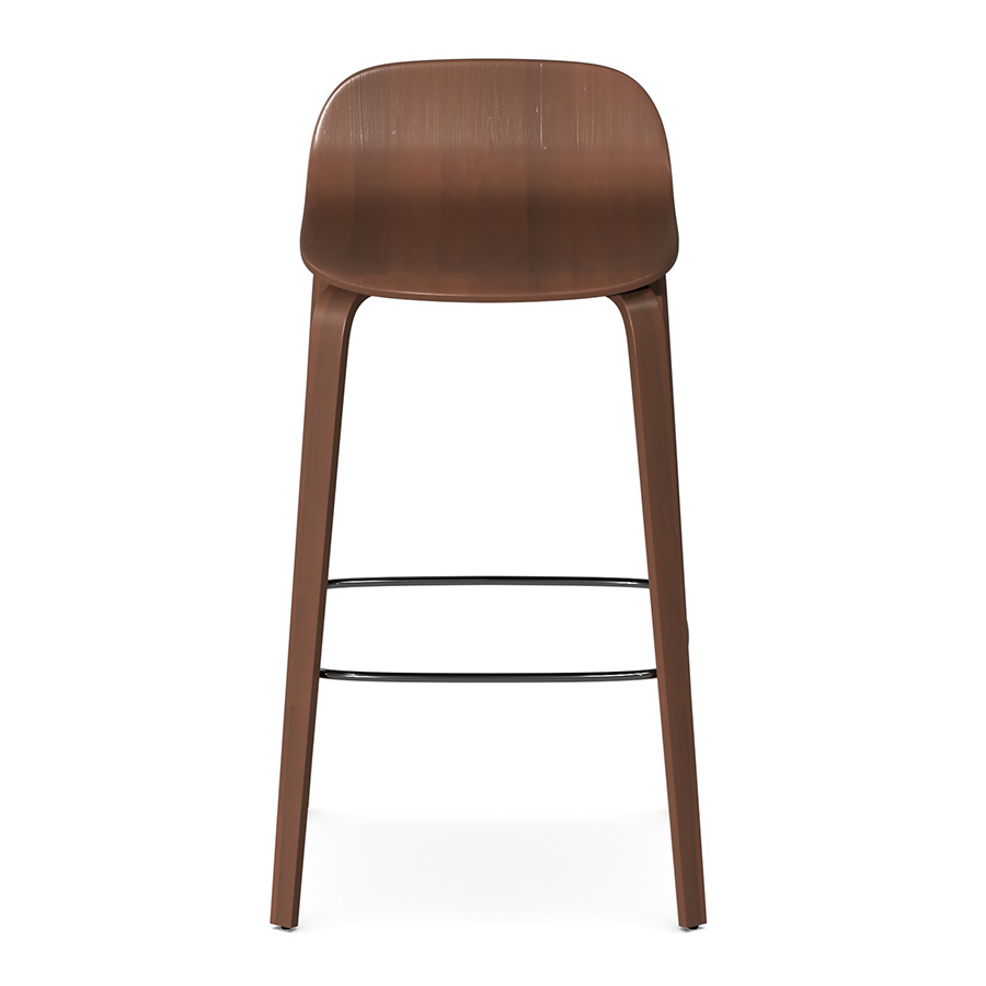 Indi Stool Walnut DFV
