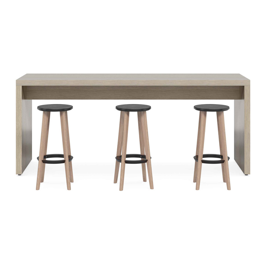 Jam Table with Pac Stools FV