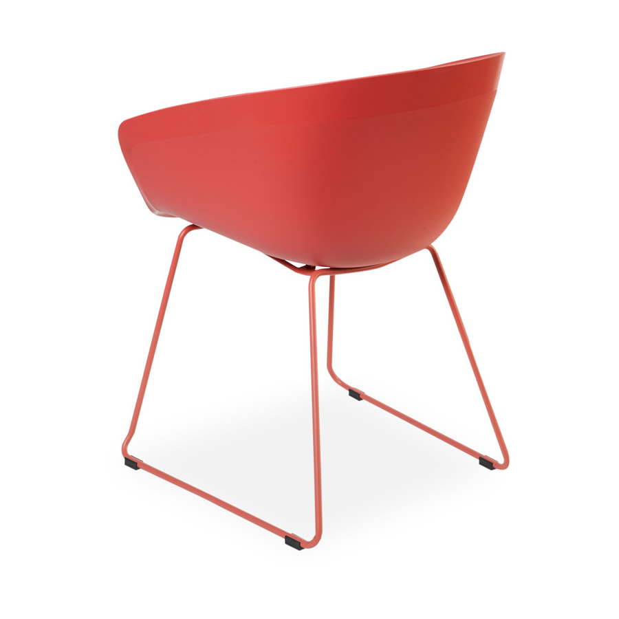 Madi Plastic Chair Watermelon BV