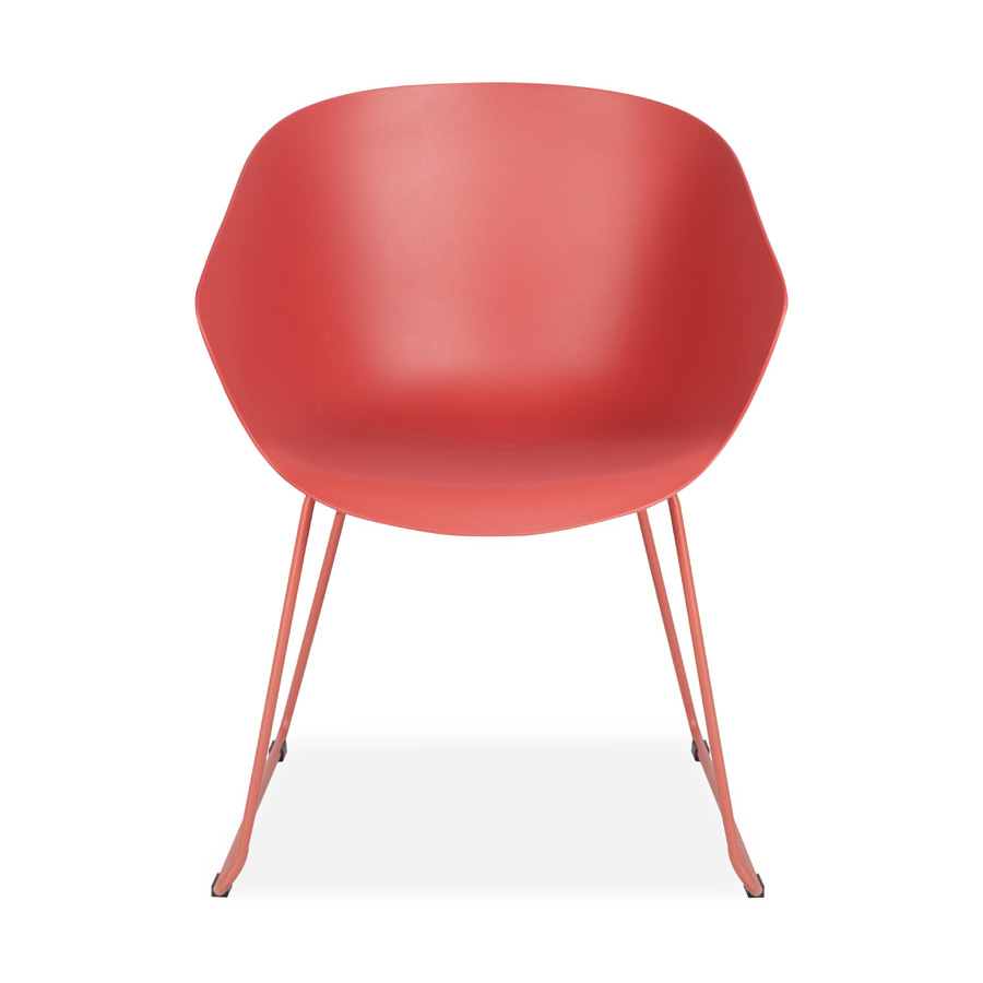 Madi Plastic Chair Watermelon DFV
