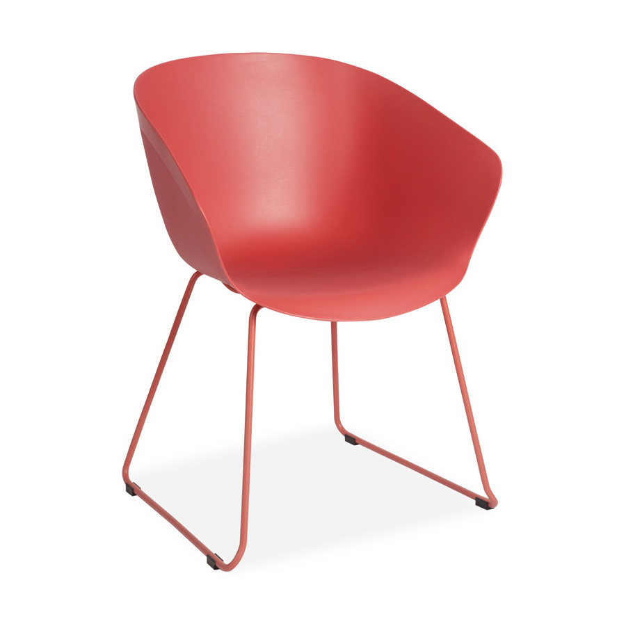 Madi Plastic Chair Watermelon FV