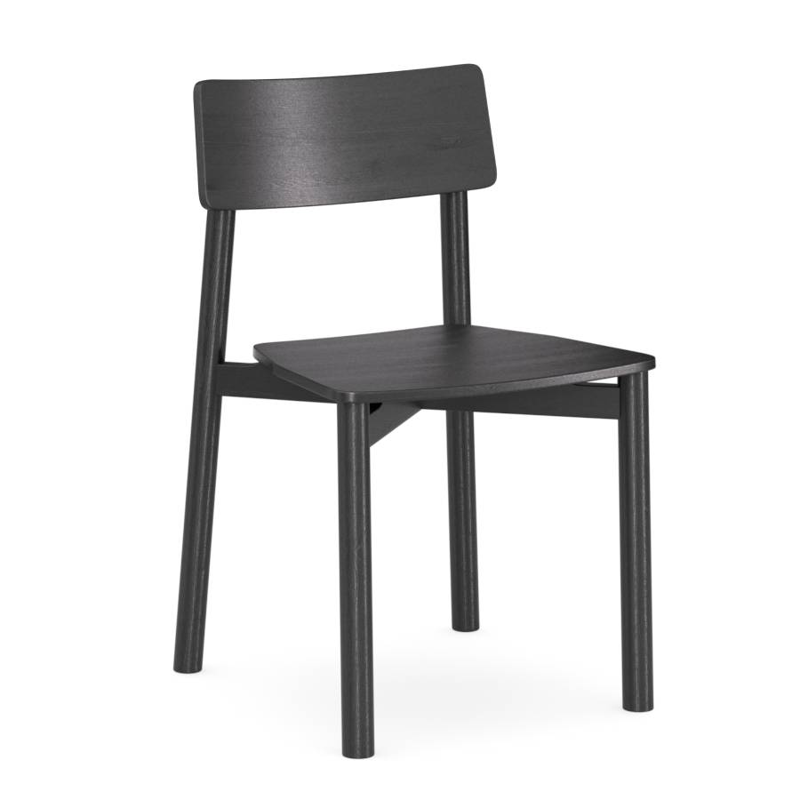 Ted chair Black FV