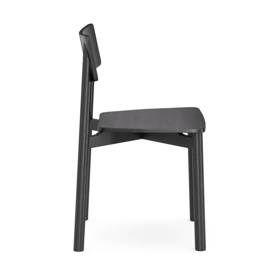 Ted chair Black SV