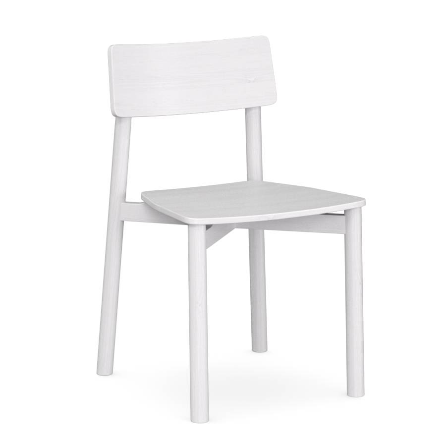 Ted chair White FV