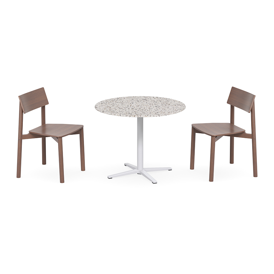 Ted chair Wiz Table Setting