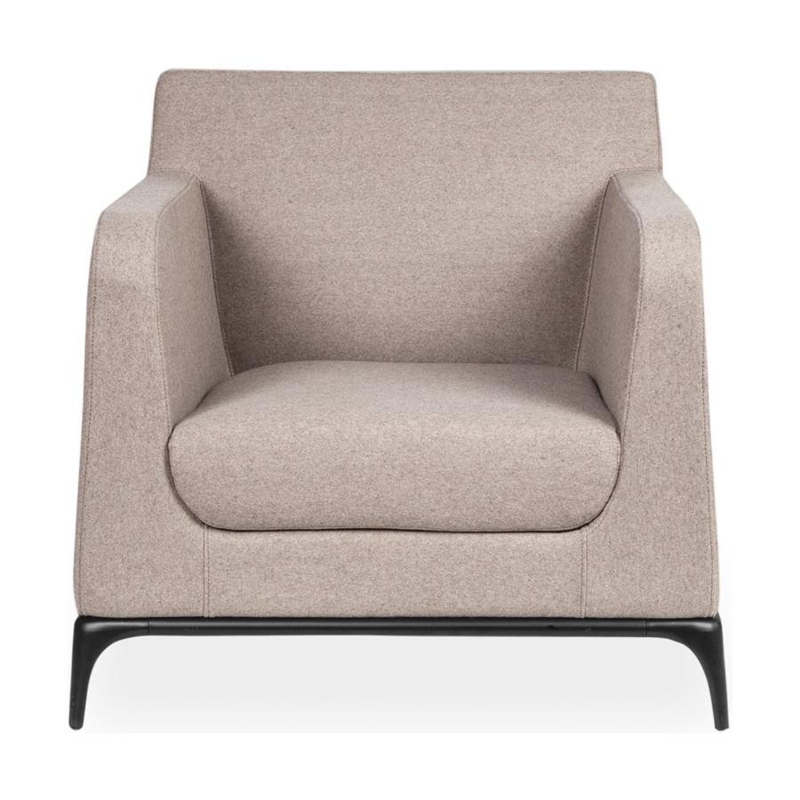 Tex 1 Seater Oatmeal DFV