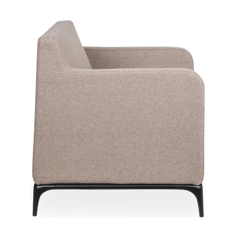 Tex 1 Seater Oatmeal SV