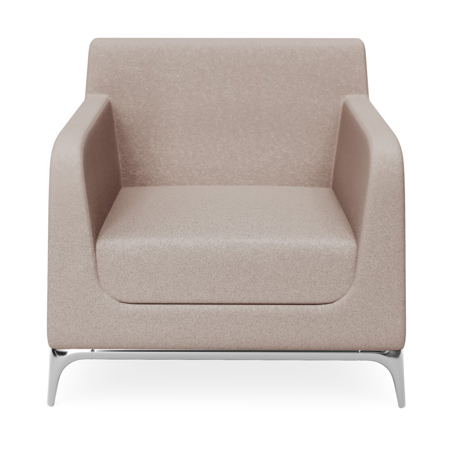 Tex 1 Seater Oatmeal