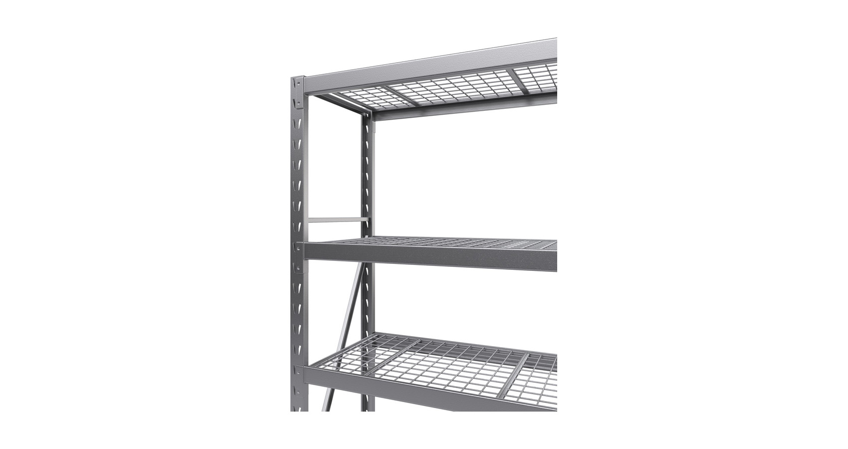 HD102E-Heavy Duty Shelf Unit