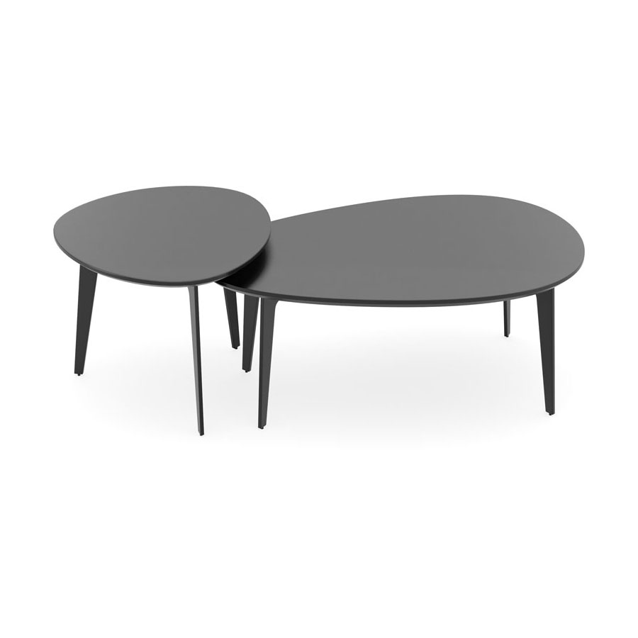 Dart Organic Coffee Table Krost Business Furniture