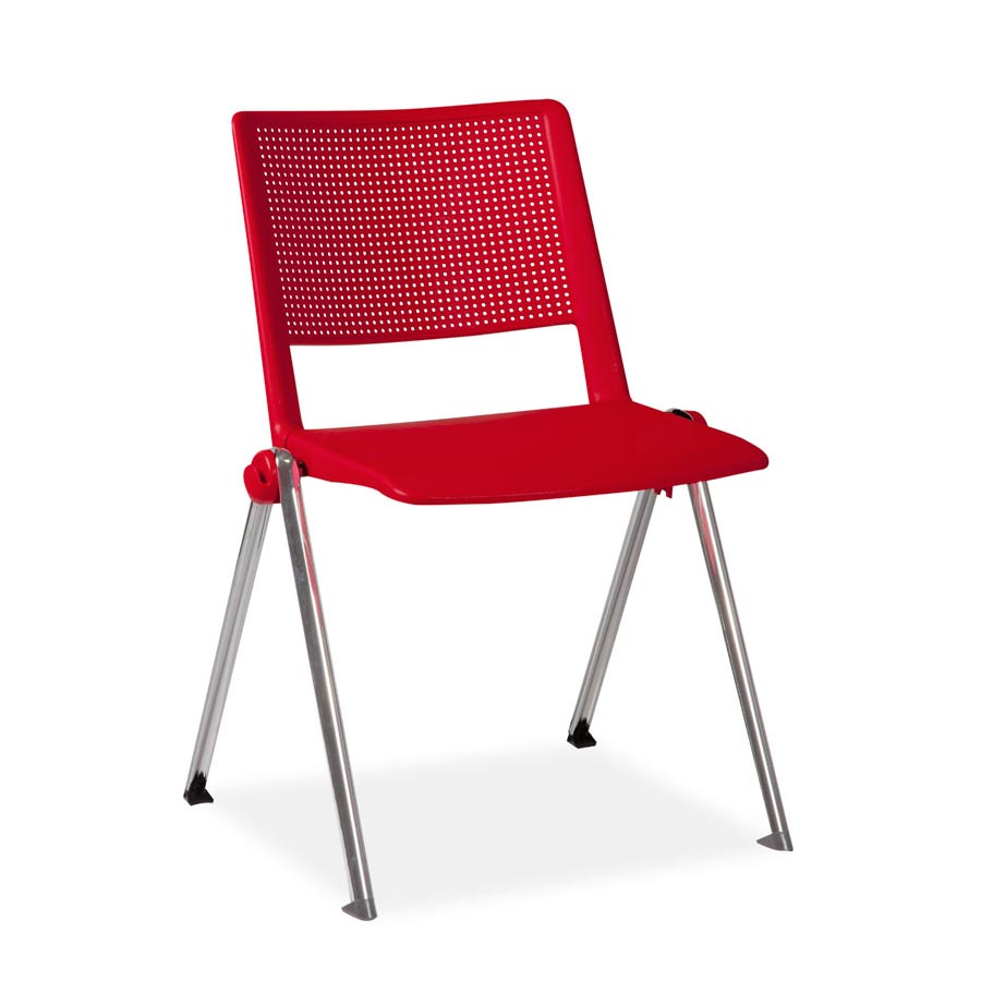 Noma Side Chair Red FV
