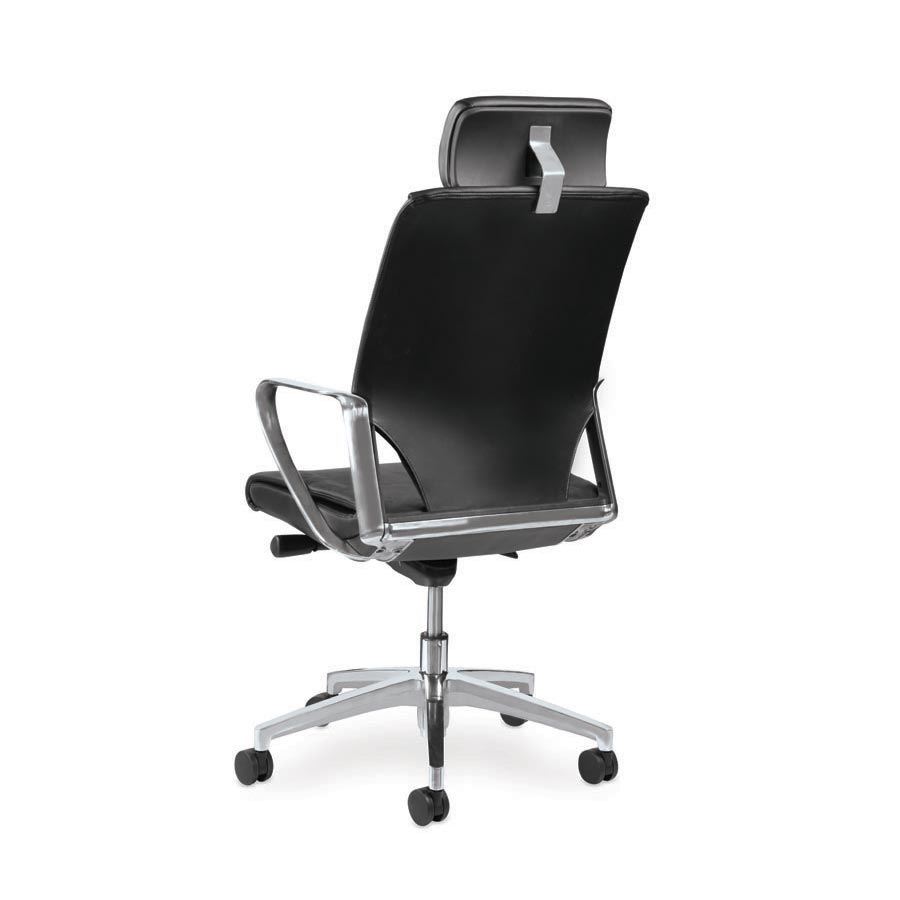 Silva Medium Back with Headrest BV