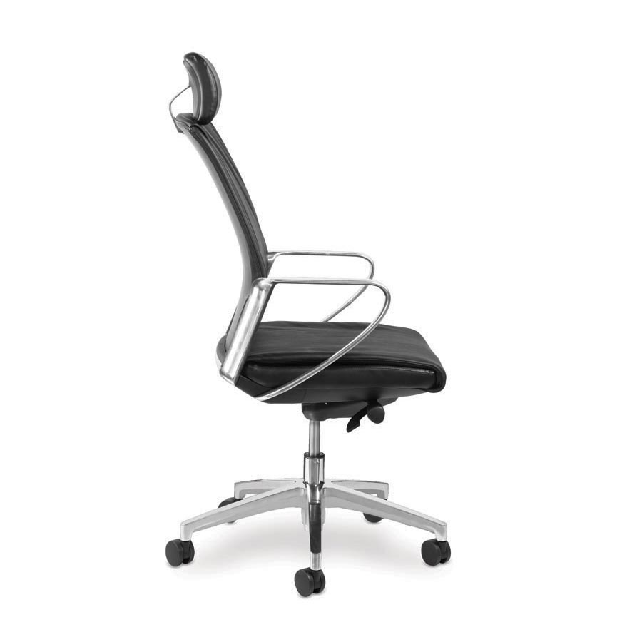 Silva Medium Back with Headrest SV